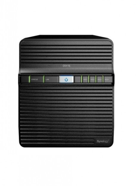 4x DS418J Realtek DC 1.4ghz 1gb Glan USB 3.0 Raid Nas Se