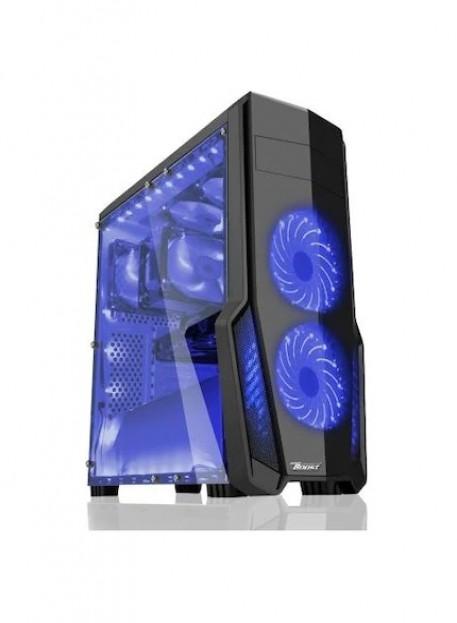 """İ5 İŞLEMCİ 8GB RAM 500GB HDD GTX 1050TI E.K 21.5"""" MONİTÖR OY"""