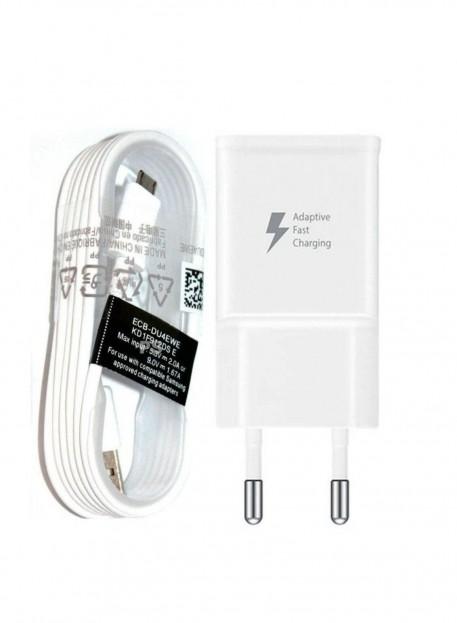 Samsung Hızlı Şarj Aleti Şarj Cihazı 1.5 Metre Kablo + Adapt