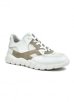 Marcio Erkek Süet Sneaker